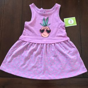 Summertime ☀️Baby Dress/ Tunic 🍍